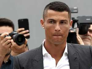 Ronaldo cops $30m tax fine, avoids jail