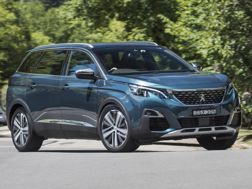 Peugeot's 5008 GT-Line is classy, competent and priced to please.