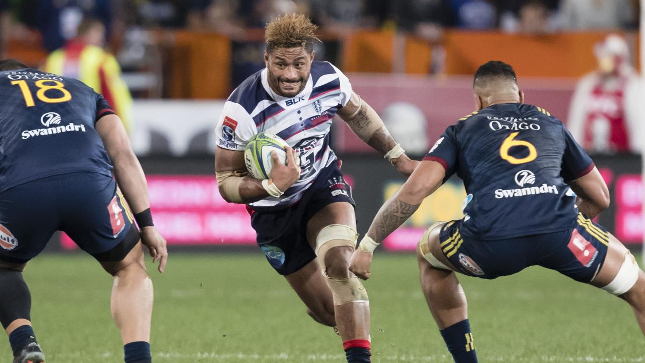 Amanaki Mafi has been remanded without a plea for an alleged assault on Lopeti Timani. (AAP Image/SNPA Adam Binns)