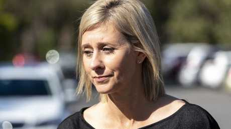 Sportsbet has Susan Lamb as favourite to win Longman after Mr Ruthenberg's gaffe. Picture: AAP/Glenn Hunt