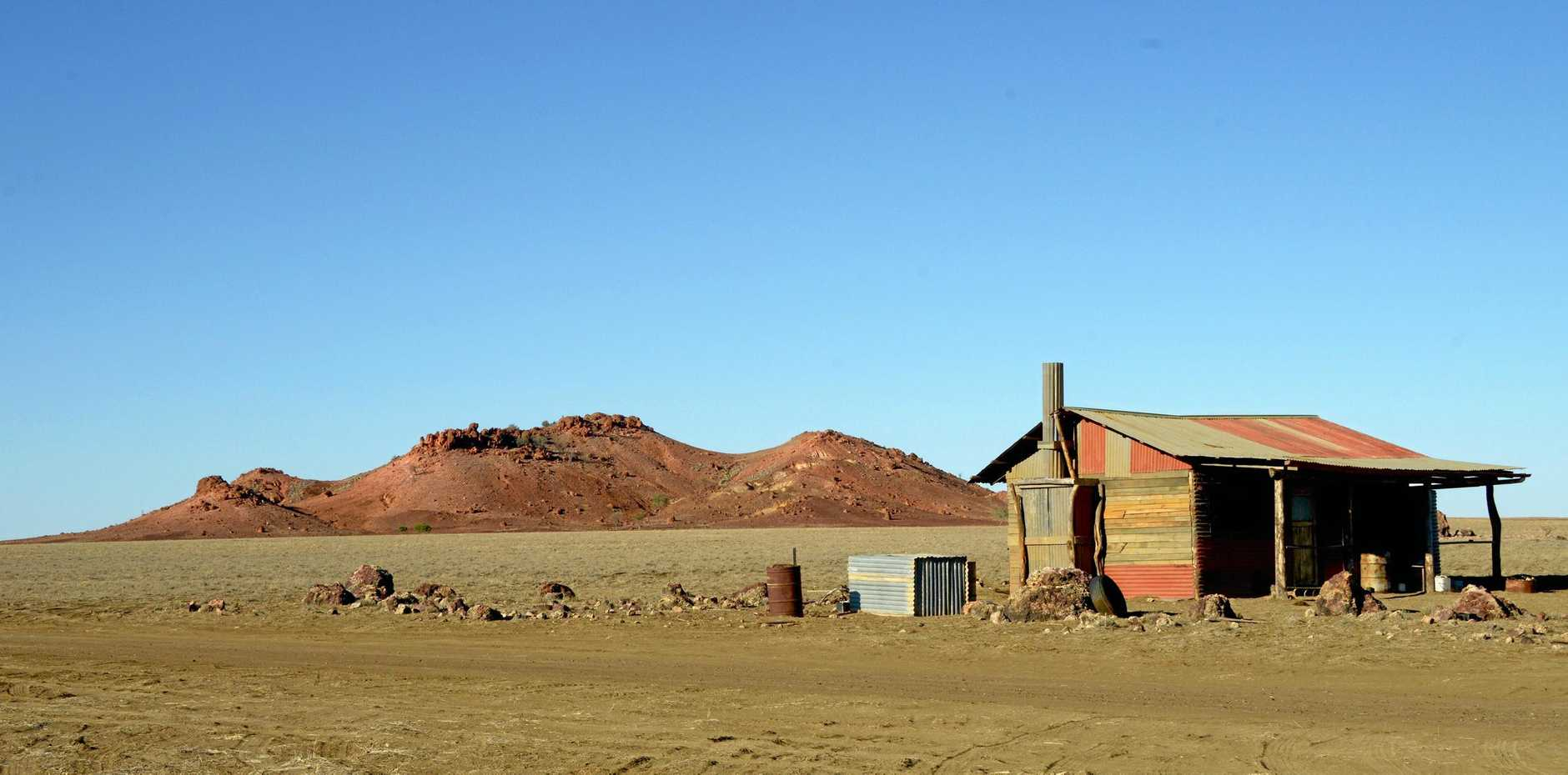 The movie set in Winton for the film,  Goldstone .