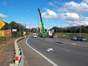 More Bruce Hwy closures expected for Gympie today