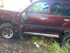Mary Valley crash