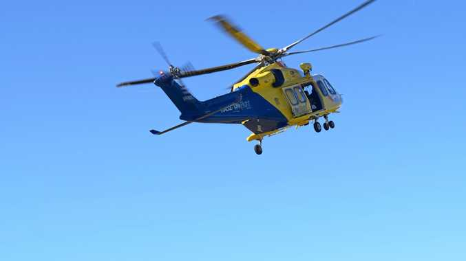LifeFlight was unable to locate the missing vessel, but said the man contacted family.