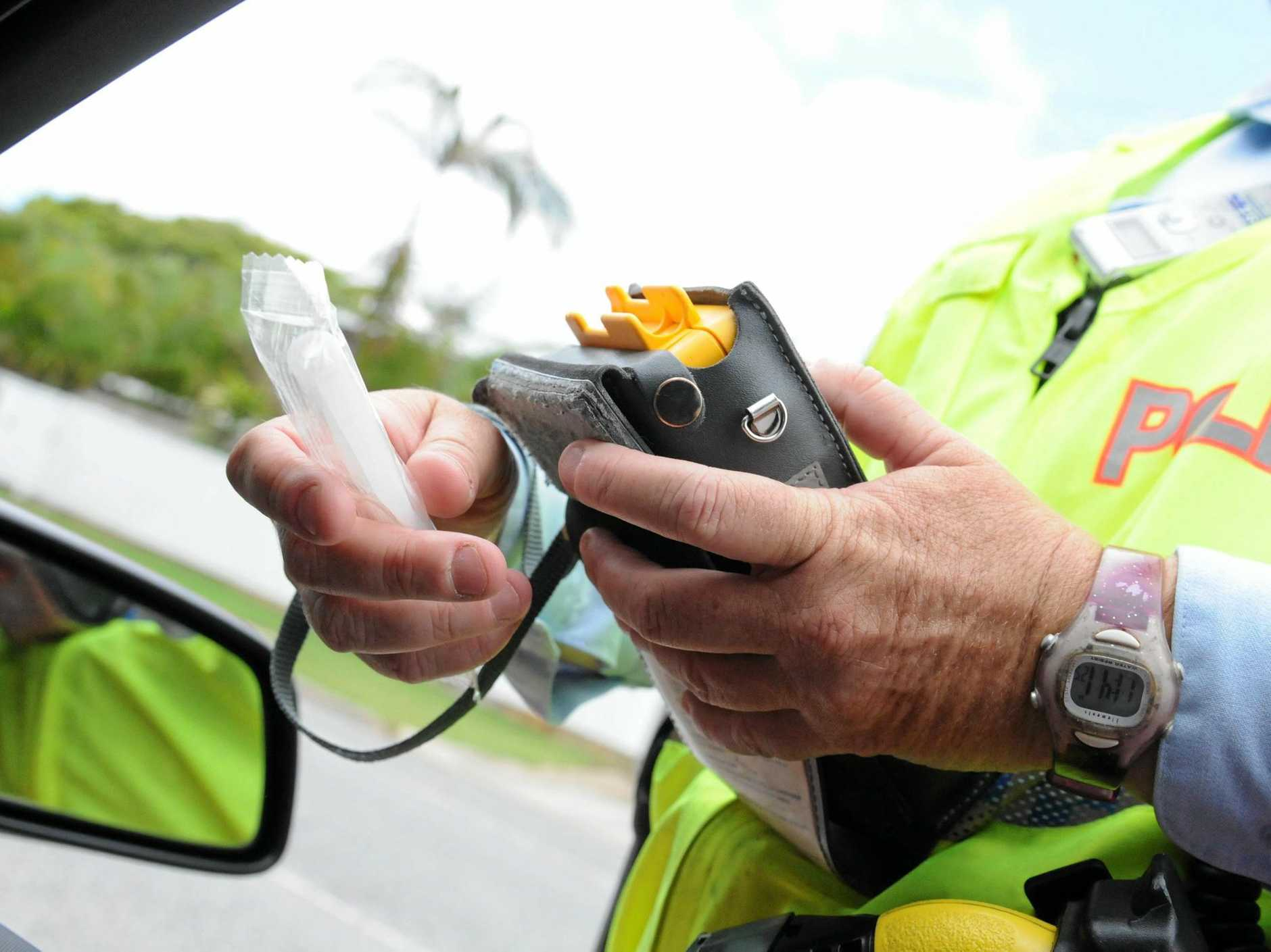 HIGH AND LOW: Drink drivers front the Gympie court