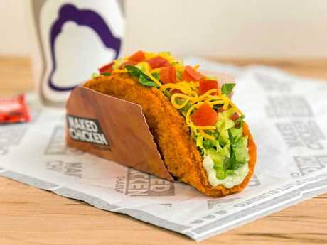 Taco Bell opened its first Australian store in Brisbane.