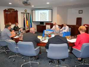 Council briefing meeting