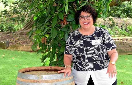 TOURISM: Destination Tweed CEO Rose Wright .
