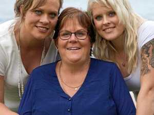 Sisters run for worthy cause