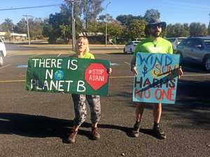 Anti-coal protesters hauled out of industry forum by police