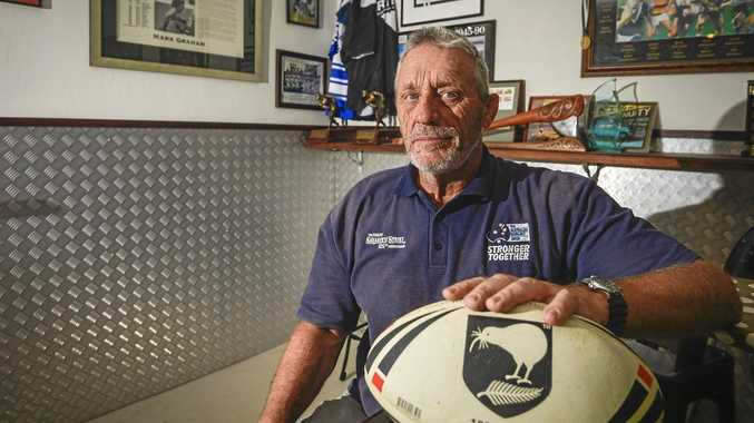 NRL Hall of Fame honour for Gladstone's Mark Graham