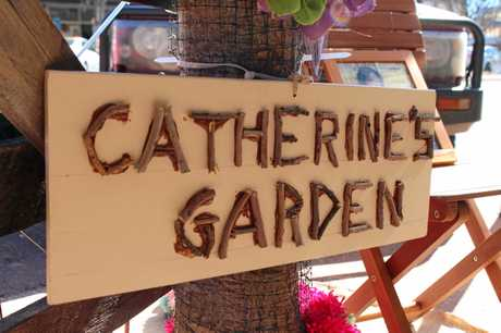 Catherine Dunn was an avid gardener, knitter, painter and creative soul who loved her community.