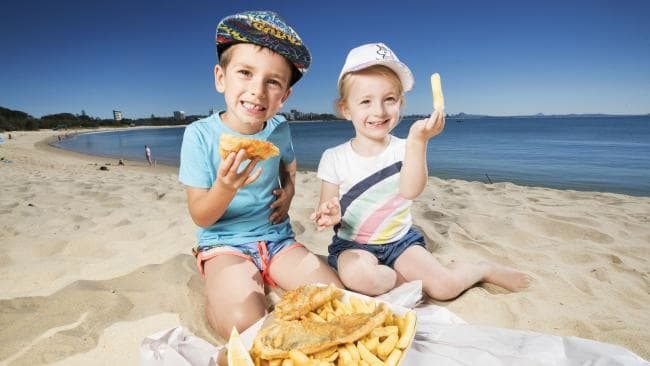Our best fish and chips revealed