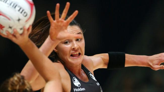 Sharni Layton will call time on her netball career at the end of the season.