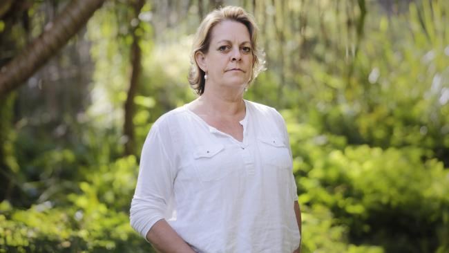Kimberley Raine is suing the Red Cross Blood Service over an injury she sustained after giving blood. Picture: Megan Slade/AAP