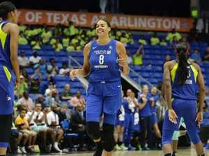 Australia's Liz Cambage named in All-WNBA first team
