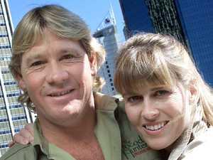 Steve Irwin's eerie premonition
