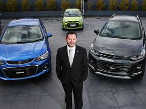Former Toyota boss to to replace Holden chief Mark Bernhard