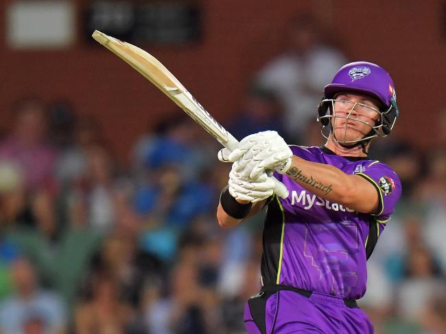 D'Arcy Short took the BBL by storm last year. Picture: Getty