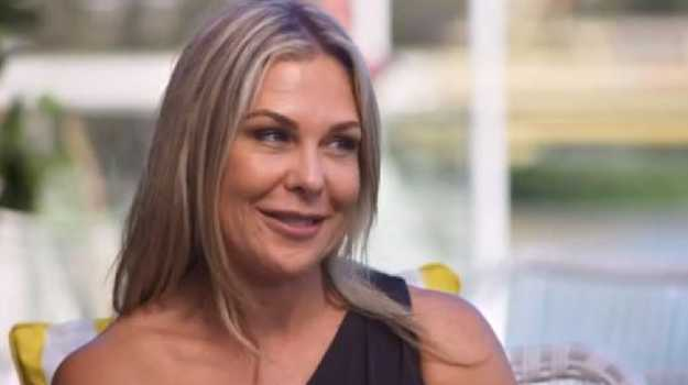 Single Wives' Sheridan. Picture: Channel 7