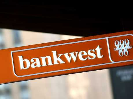 Bankwest will shed 200 jobs as it closes 29 branches over a three-week period. Picture: Joel Carrett/AAP