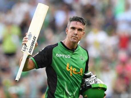 The stars will have a very different look this season, with Kevin Pietersen departing. Picture: AAP
