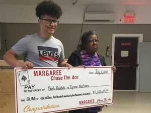Woman to sue nephew over lotto win