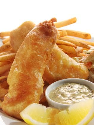 Good quality oil and timing are the keys to perfect fish and chips.