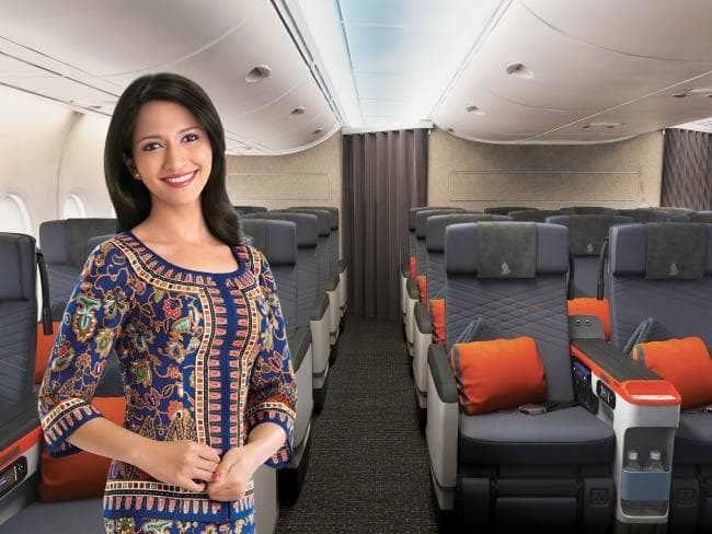 It has revamped its product. Picture: Singapore Airlines