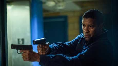 Denzel Washington stars as Robert McCall in a scene from Columbia Pictures' film The EQUALIZER 2.