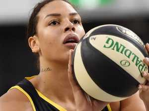 Cambage makes scathing attack on WNBA