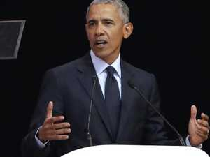 Obama unloads: Former president paints grim picture of world