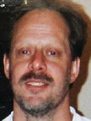 Vegas gunman Stephen Paddock. Picture: Supplied