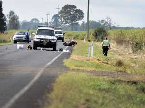 Police not to blame for motorcyclist's 'tragic death'