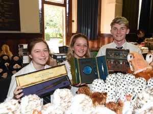FESTIVAL FUN: Maryborough State High School Diploma