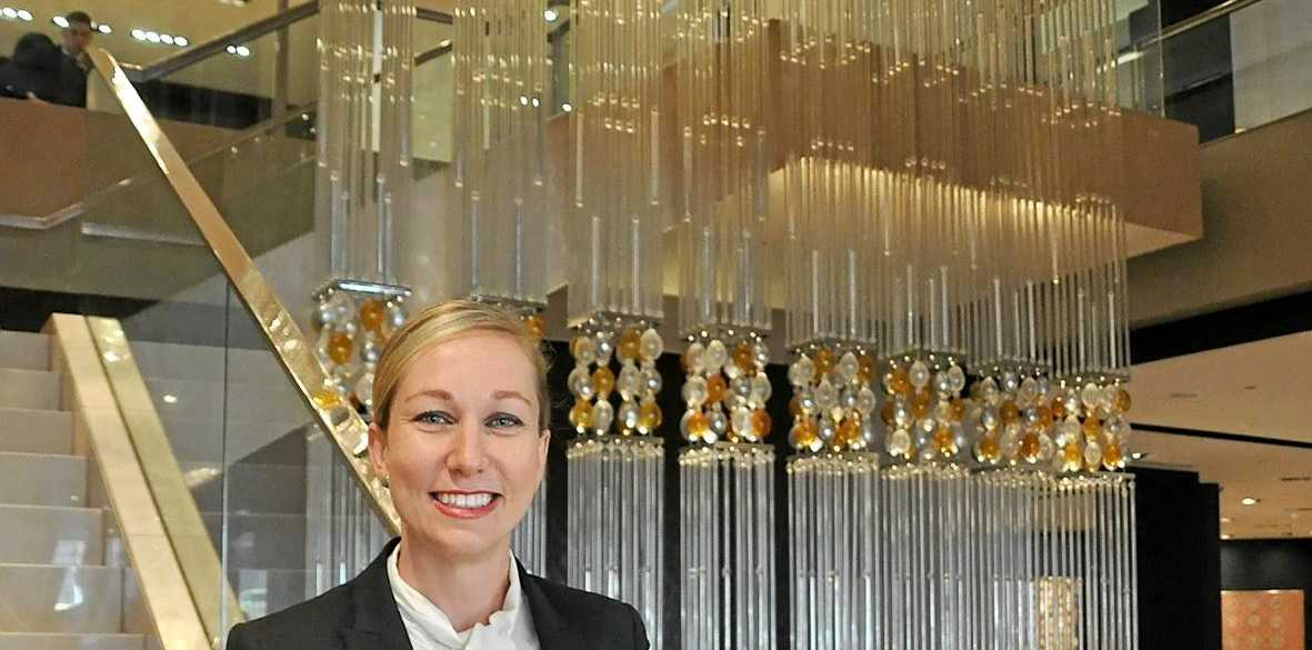 Lyndsey Scott is now the Hyatt's Area Director of Human Resources in the State of Qatar and Sultanate of Oman.