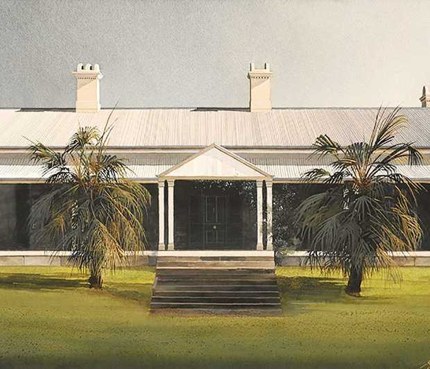 This selection of 'house portraits' examines the city's significant domestic architectural heritage as seen through the eyes of contemporary Queensland artists. Now showing at the Ipswich Art Gallery.