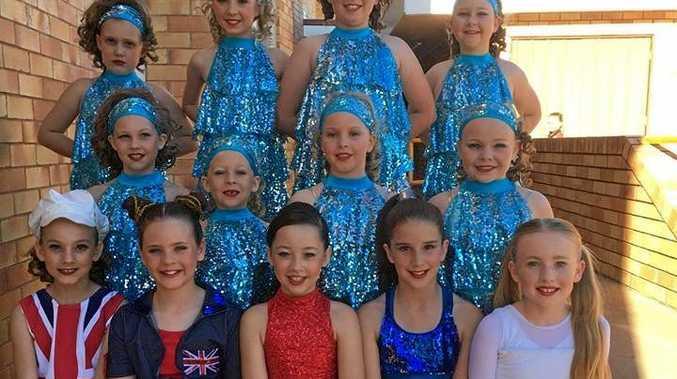 Dancers shine on stage at eisteddfods