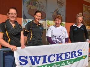 Business helps community to fight cancer