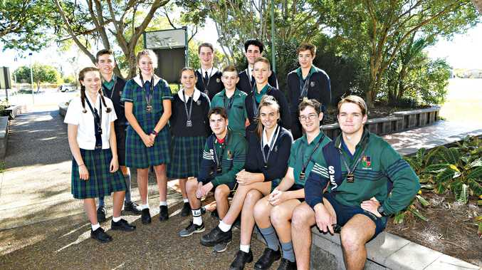 ROWING TO WIN: St Luke's rowers head south after Central Queensland success