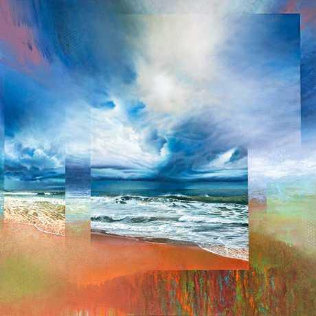 Ken Gailer's Turbulent Skies.