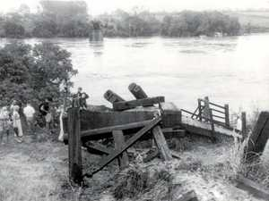 Flashback: Pioneer Valley bridges