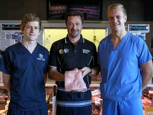 Bundy doctors turn to butcher to help teach students