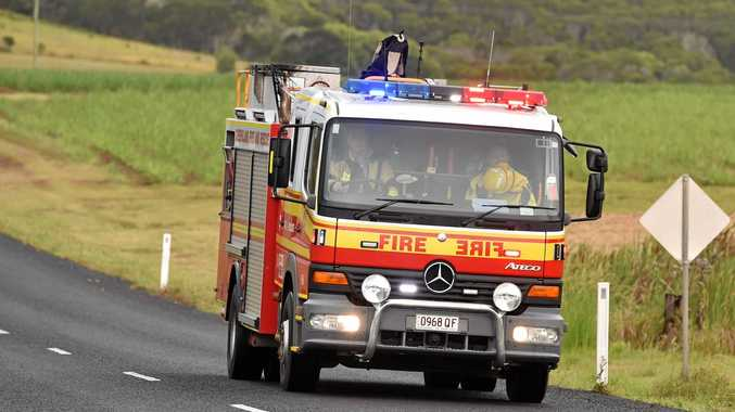 BREAKING: Fireys rush to blaze west of Gympie