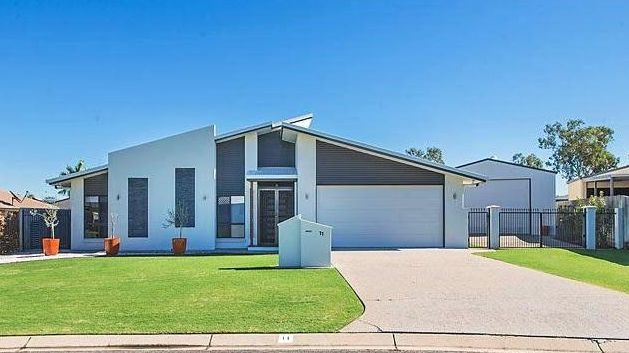 DREAM HOME: 11 Frangipani Court has all the bells and whistles and more. This stunning property could be yours as it is for sale through Jason Rayner's Mr Real Estate.