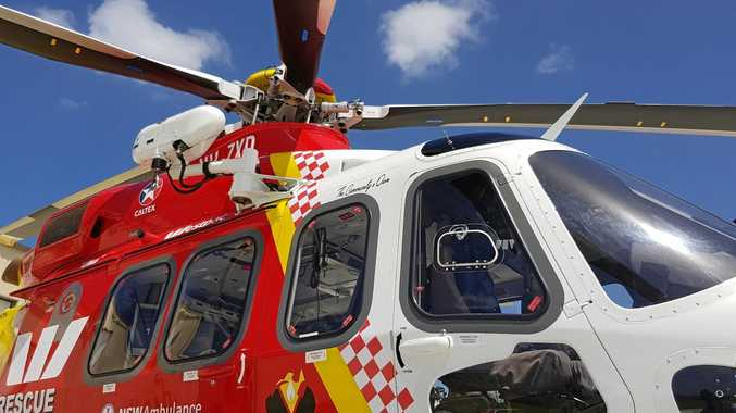 Emergency crews rescue child from Mt Warning