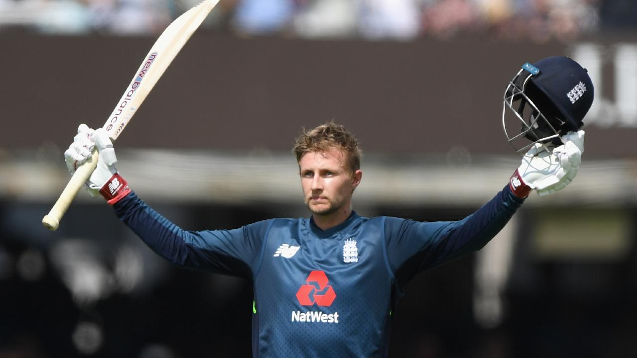 What Joe Root wishes he'd done after scoring his 13th ODI century.