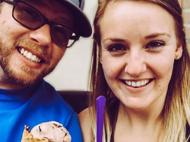 Courtney and her husband are still able to enjoy sweet treats (without feeling guilty about it).