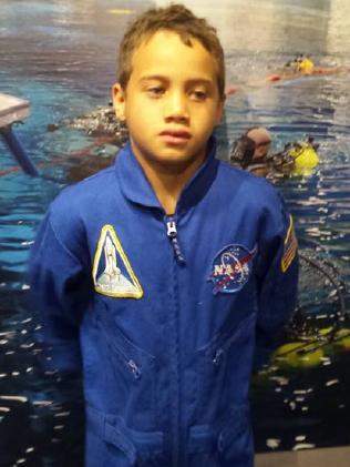 Rua Petersen, 8, was killed in his Perth home last week.