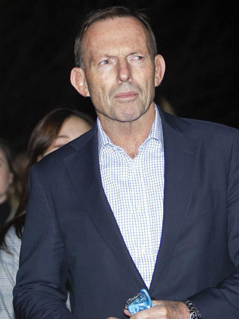 Member for Warringah Tony Abbott. Picture: Hollie Adams